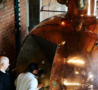 Brewery Tours Yorkshire - Black Sheep Brewery