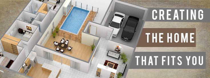 68 best custom home tips images on pinterest blueprints for Custom home building tips