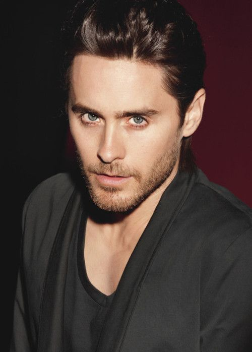Jared Leto for Hugo Boss