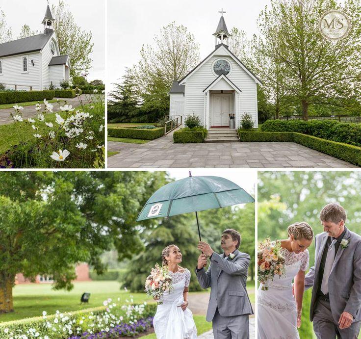 The chapel at Sarnia Park, Cambridge, NZ. Musae Studios » Award Winning Destination Auckland Hamilton Tauranga Rotorua Wellington Wedding Photographers | Celebrant » Mel & Michael