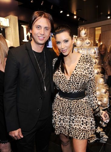 LOL!: Jonathan Cheban's High School Pictures Revealed—We Wonder if He Would Have Been Kim Kardashian's BFF Back Then! | In Touch Weekly
