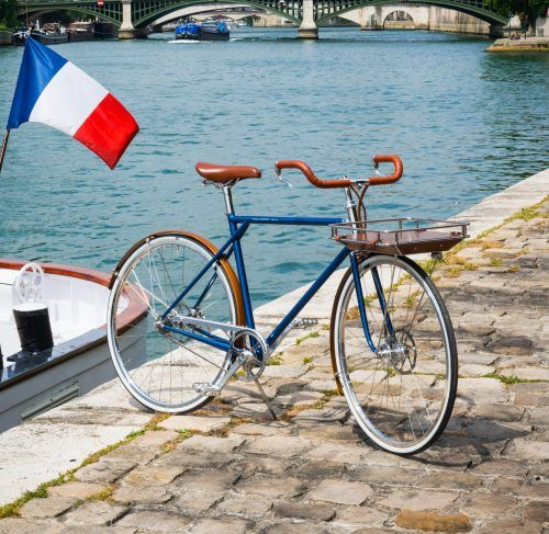 MAISON TAMBOITE BIKE CRAFTED BY HAND IN PARIS SINCE 1912! AVAILABLE ONLINE!