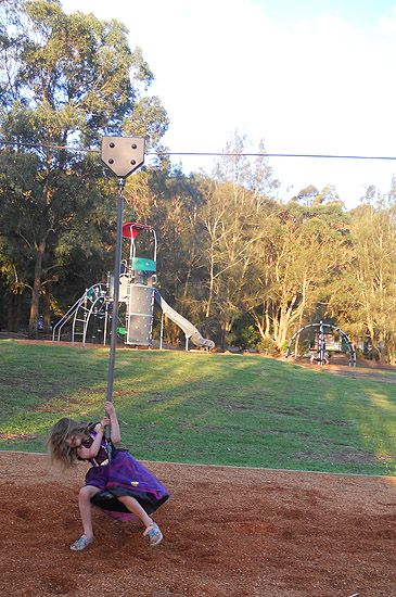 Blackman Park Playground In Lane Cove West