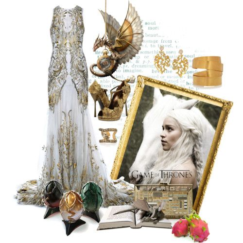 Khaleesi Halloween Costume- Game of Thrones