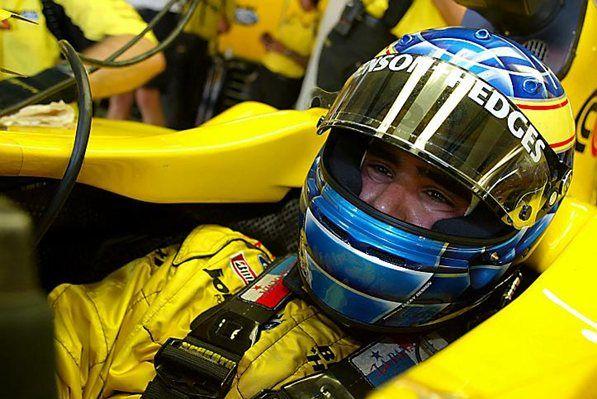 Zsolt Baumgartner (HUN) Jordan Test Driver. Formula One World Championship, Rd12, German Grand Prix, Hockenheim, Germany, 1 August 2003