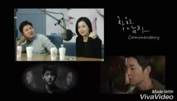 #repost from @eun_maru  PD: originally the kiss scene supposed to be Eungi…