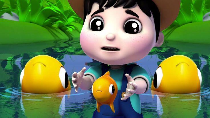 pegou um peixe vivo | Rima para #crianças | Contando números canção 1 a 10 | Caught A Fish Alive #FarmeesPortugues #nurseryrhymes #educacional #Préescolares #kidsvideos #jardimdeinfancia #Parentalidade #criançasrimas #cançãoinfantil #3drhymes #kidslearning  https://youtu.be/mrpSFHF1Otw