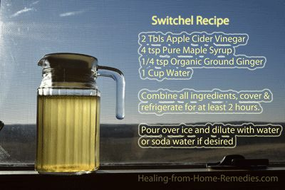 Ginger Switchel Recipe: Believe it or not, this switchel recipe has been around for centuries! This ginger and apple cider vinegar beverage was also called Haymaker's Punch as