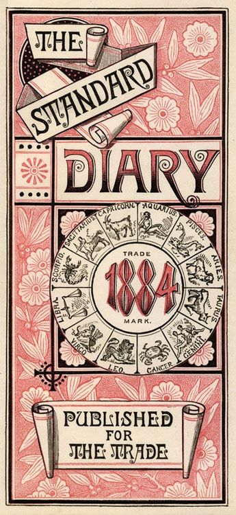 I'M LOVING THIS ONE! - usually hate 'pink' but this piece is Awesome! BIG LOVE!  -- The Standard Diary - Vintage Hand Lettering