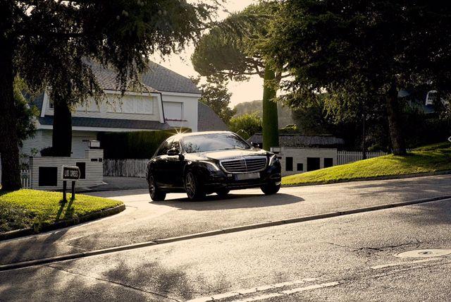 ¡Nuevo vehículo Mercedes Clase S Premium!