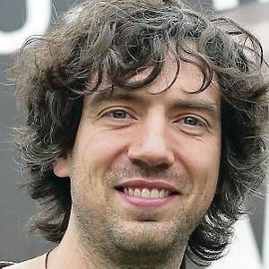 Gary Lightbody as he spent his first birthday at home since he turned 18.  when he leaves CA it will break my heart...