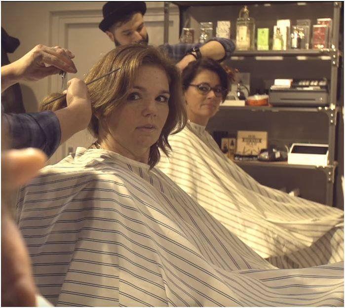 Les 321 meilleures images du tableau barbershop haircuts for Barber shop coupe de cheveux