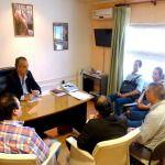 Movimientos Sociales se reunieron con el Ministro Daniel Barros