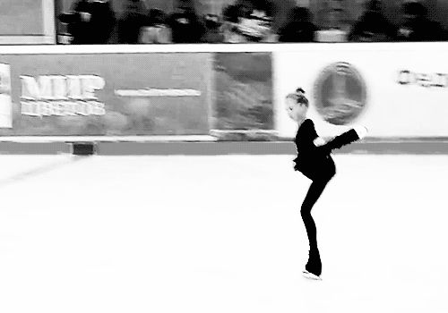 Elena Radionova Open Russian Test Skate 2014