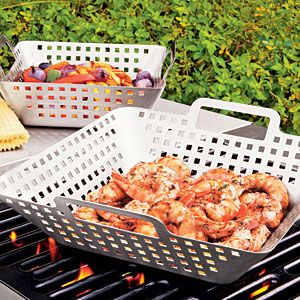 Our Favorite Grilling Tools | Wok It Out | CoastalLiving.com