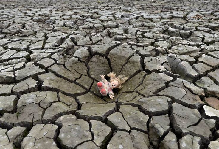 Water shortages leaving world high and dry