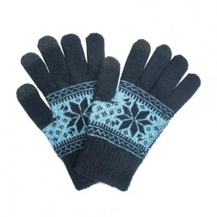 Купить Перчатки Touch Gloves для iPhone/iPod/iPad/etc Серые (размер М) в интернет-магазине iCases.ru