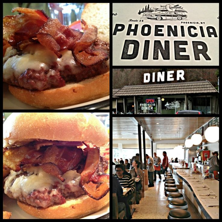 Phoenicia Diner is located at 5681 Route 28 in Phoenicia, New York.