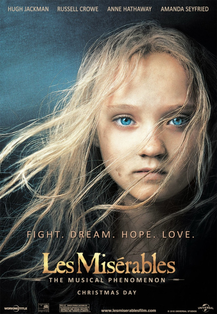 Les Mis.....original Broadway was better than the movie.