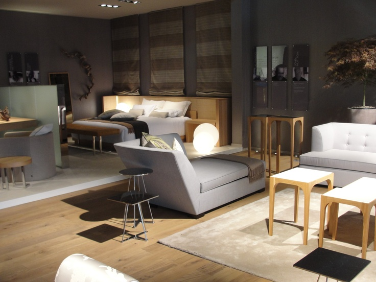 The Studio Harrods visits Milan Furniture Fair - Interna