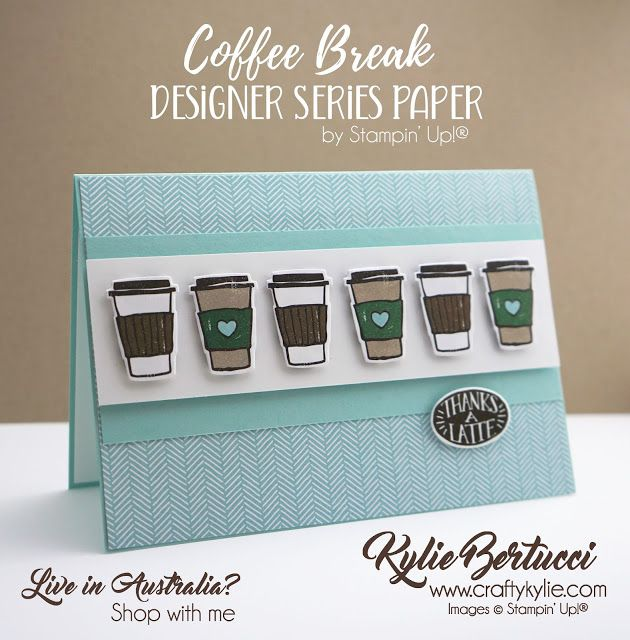 Kylie Bertucci Independent Demonstrator Australia: Crazy Crafters Blog Hop with special guest Debbie Henderson