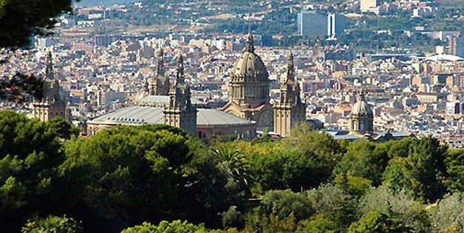 Βαρκελώνη: Μεσόγειος α λα καταλανικά Θέα από ψηλά
