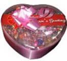 Heart shape chocolate box Nestle available for Hyderabad delivery. We deliver online gifts to Hyderabad on your chosen date.  Visit our site : www.flowersgiftshyderabad.com/Christmas-Gifts-to-Hyderabad.php