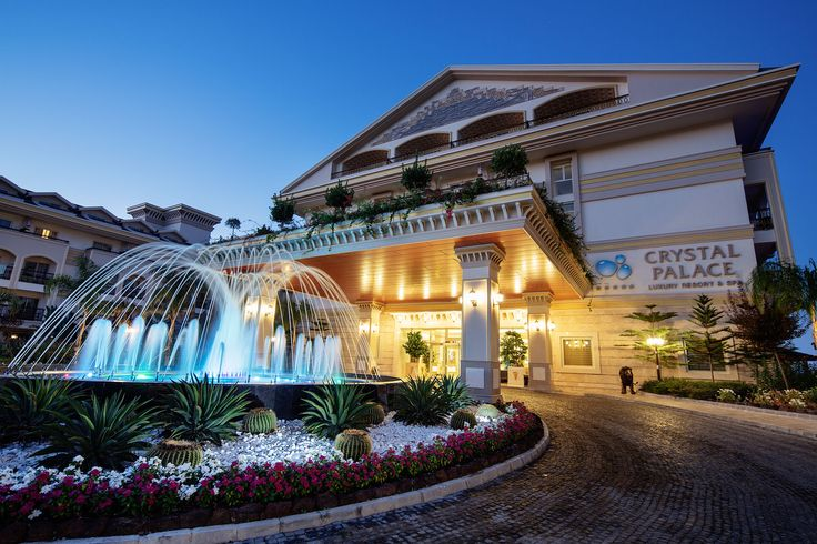 23 best images about crystal palace luxury resort spa on for Designer hotels turkei