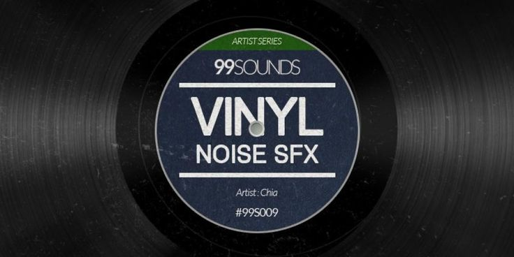 99Sounds has releasedVinyl Noise SFX, a free library of 37 vinyl noise and crackle sound effects by Matoto aka Chia.