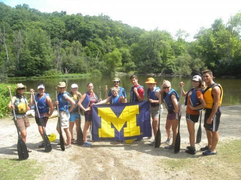 Calling all #Victors2019! Our First Ascent Program is designed specifically for incoming freshmen to interact with future classmates while exploring the great outdoors. Summer 2015 trips run from July to September.