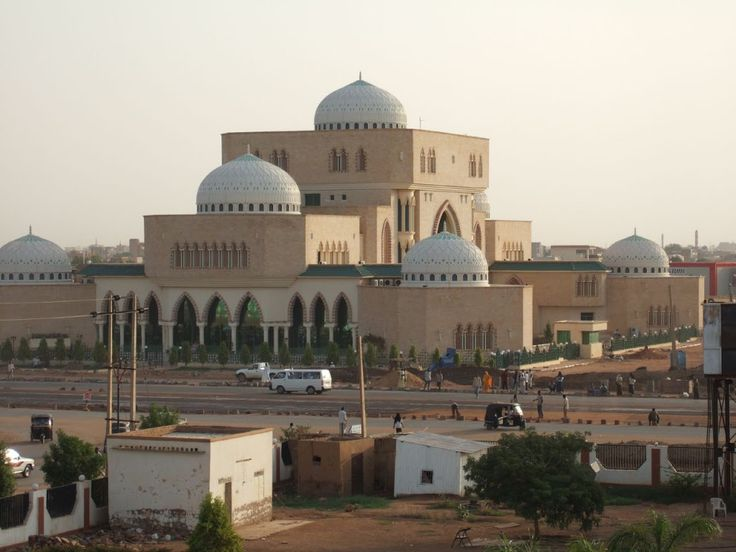 Located at the mergence point of White and Blue Niles, Khartoum is the administrative, business and ...