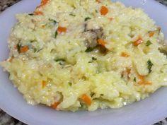 Retete culinare : Pilaf de orez cu pui, Reteta postata de lacrimioara in categoria Pui