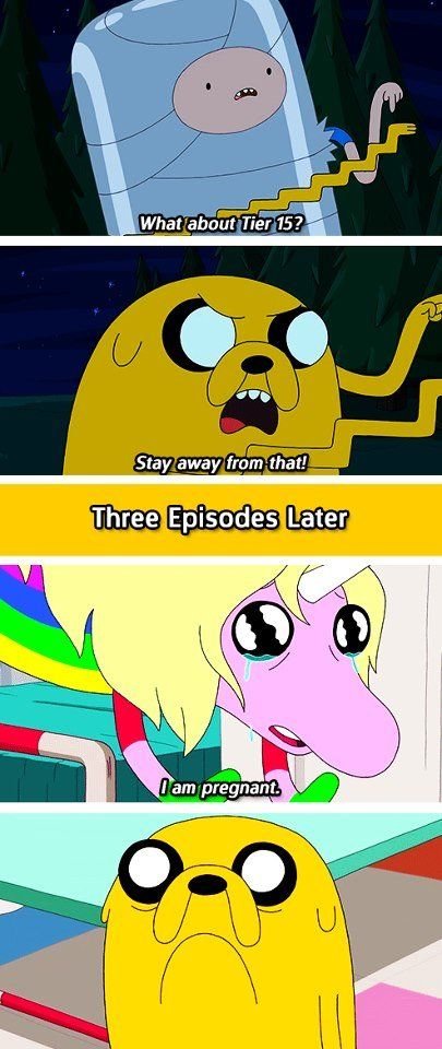 Tier 15 Adventure Time Adventure Time Cartoon Funny Babies