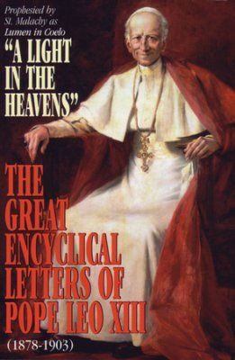 A Light in the Heavens: Great Encyclical Letters of Pope Leo XIII - eBook