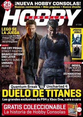 Hobby Consolas Hobby Consolas 296 digital magazine - Read the digital edition by Magzter on your iPad, iPhone, Android, Tablet Devices, Windows 8, PC, Mac and the Web.