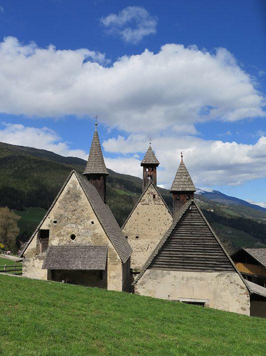 #Bad Dreikirchen #Südtirol #Photo by Ulrike Fischer