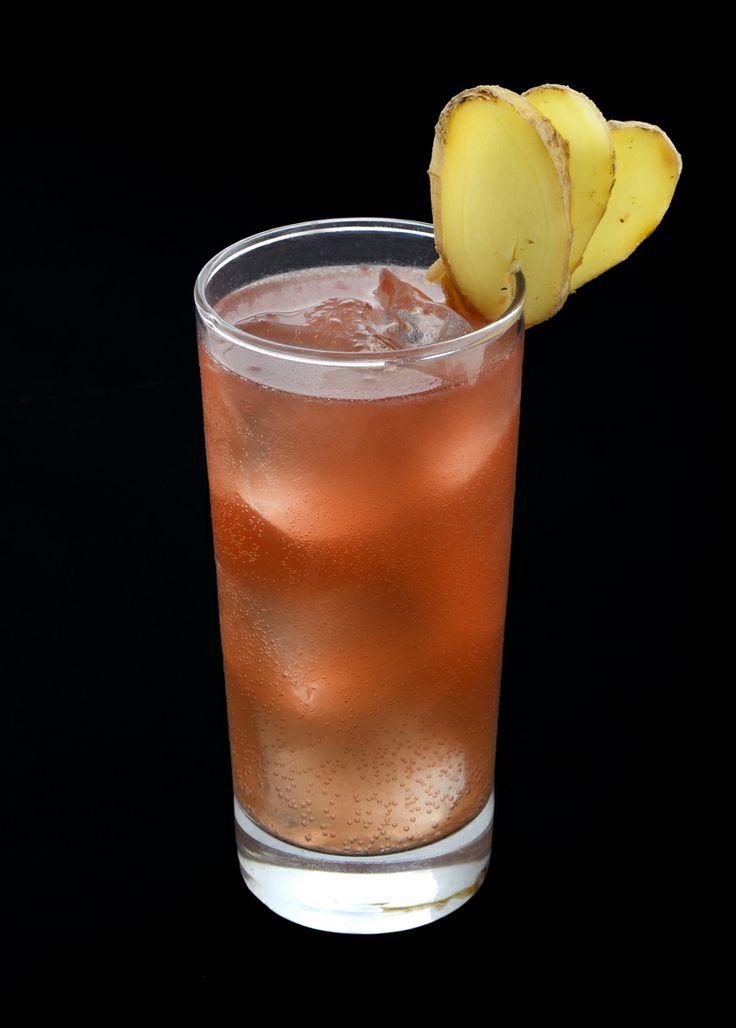 how to make lemon ginger beer