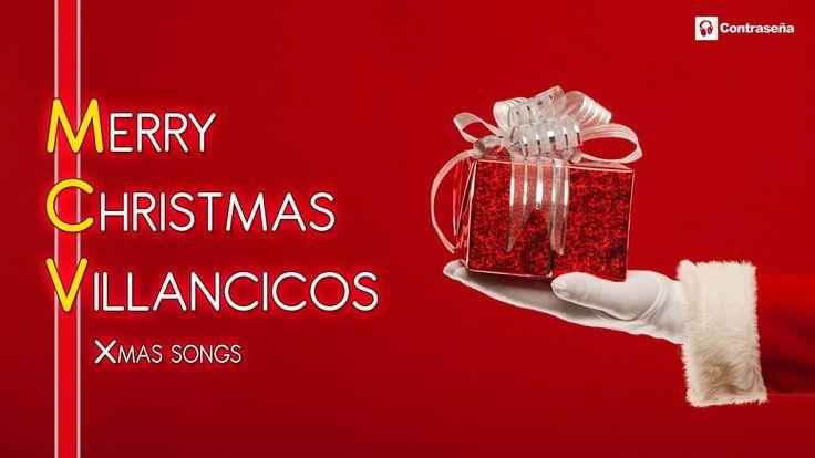 MERRY CHRISTMAS, villancicos, noel, latinos, 2016, Xmas songs, Spanish, Santa Claus, Navidad, niños