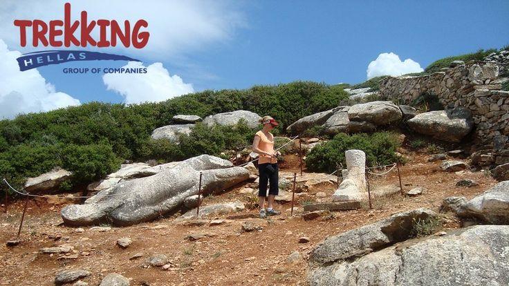 Trekking Naxos