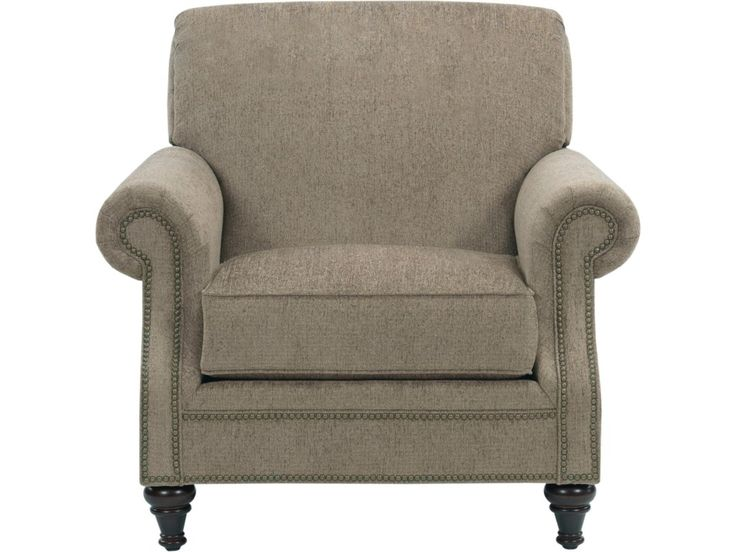 broyhill furniture windsor upholstered chair with rolled arms furniture upholstered chair
