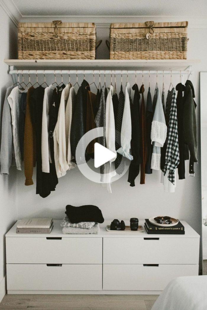 1001 Ideen Fur Ankleidezimmer Mobel Die Ihre Wohnung Verzaubern Werden In 2020 Ankleide Zimmer Ankleidezimmer Schrank Selber Bauen