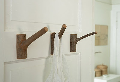 DIY Branch Hook
