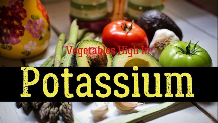 Top 20 Vegetables High In Potassium