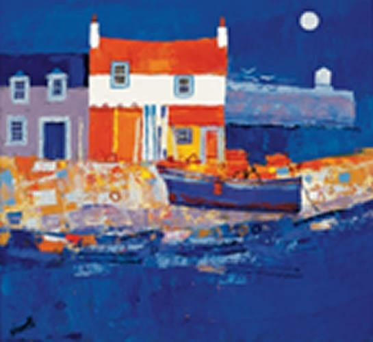 Art Prints Gallery - Blue Harbour (Limited Edition), £75.00 (http://www.artprintsgallery.co.uk/George-Birrell/Blue-Harbour-Limited-Edition.html)