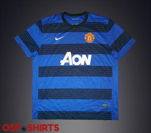 Manchester-United-Away-Football-Shirt-2011-2013-Jersey-Trikot-Maglia-Nike  http://www.ebay.com/itm/-/331988116721
