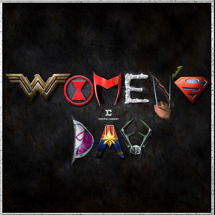 Happy International Women's Day :) This is to all the strong women out there across the multiverse :) . .Names from L to R : Wonder Woman Black Widow Scarlet Witch Emma Frost X-23 Batgirl Supergirl Spider-Gwen Captain Marvel and Hela  #womensday #internationalwomensday #womensday2017 #photoshop #superheroes #galgadot #dc #marvel #dccomics #marvelcomics #hela #captanmarvel #spidergwen #peterparker #art #artist #xmen #wolverine #supergirl #scarletwitch #blackwidow #comicbook #artists…