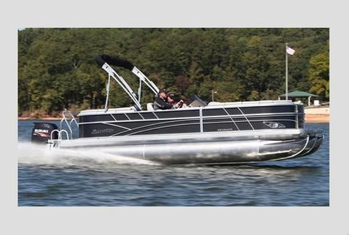 2015 Silver Wave Tritoon 230 Island CL for sale by owner onCalling All Boats  http://www.caboats.com/used-boats/9464.htm