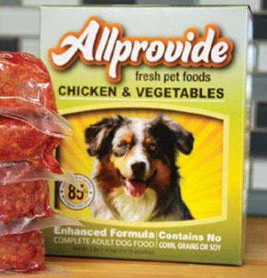 Win a 40 lb supply of Allprovide's premium dog food, worth approximately $200! Shipped frozen right to your door, this fresh, quality food contains 80 percent USDA meat and bone along with all the vegetables …