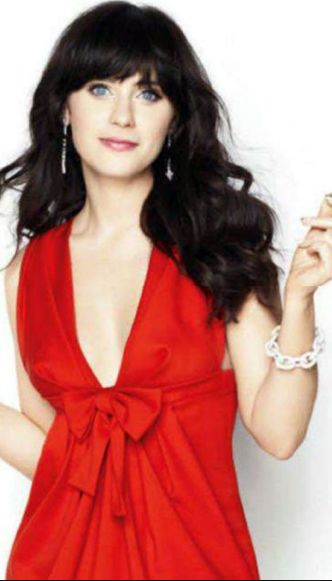 Zooey Deschanel ZOOEY New Girl!!