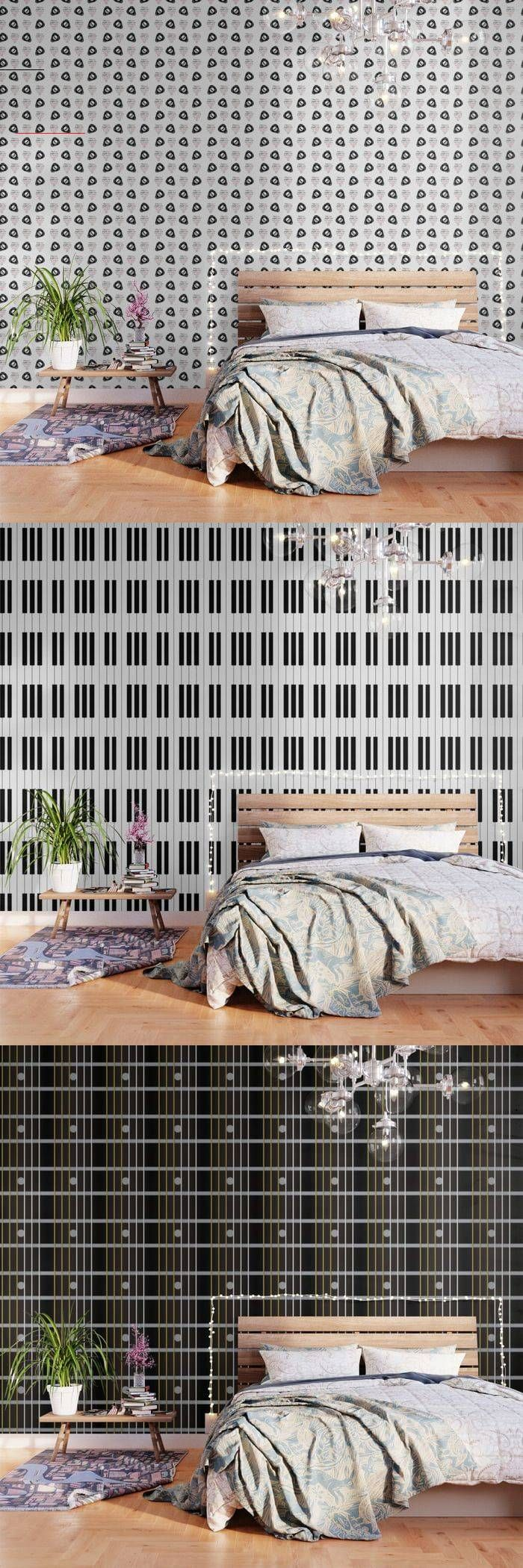Our Peel And Stick Wallpaper Is Easy To Apply And Take Off Leaving No Adhesive Residue Ideal For Acce Trendy Wallpaper Pattern Striped Walls Trendy Wallpaper